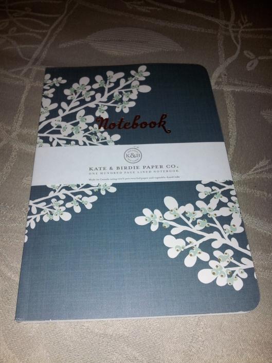 kate and birdie journal