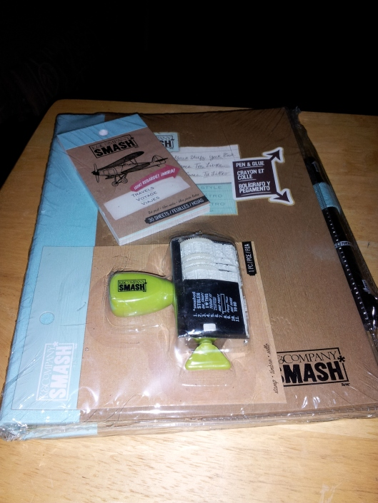 smash package unwrapped