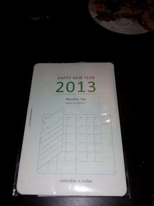 8episode 2013 monthly pages