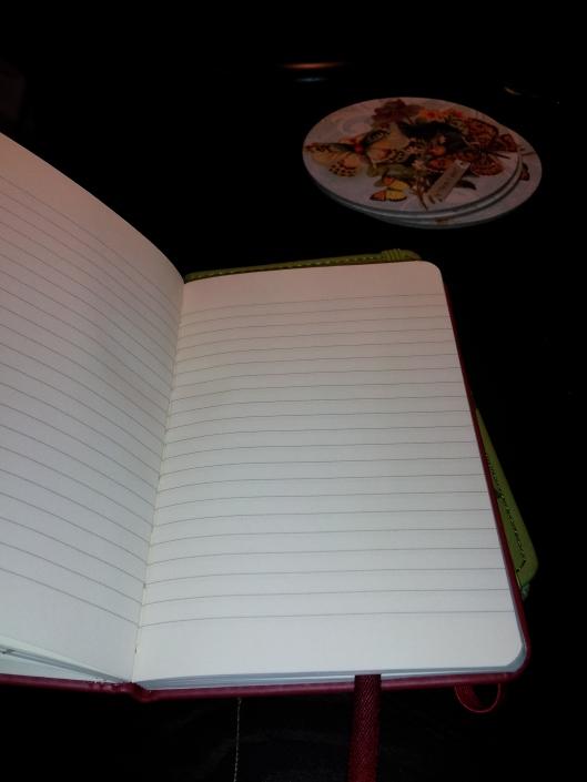 inside small journal
