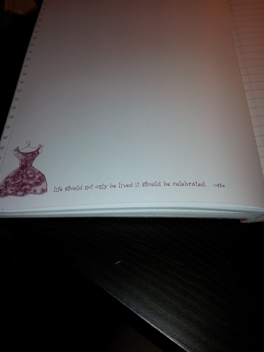 quote left page