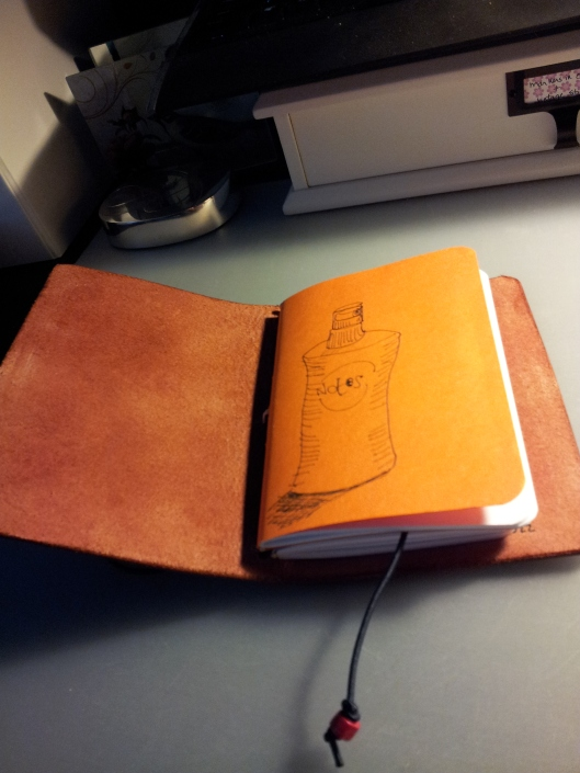 stefano's notebook