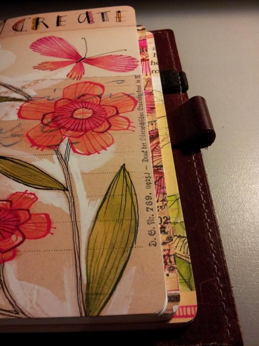 notebook edges