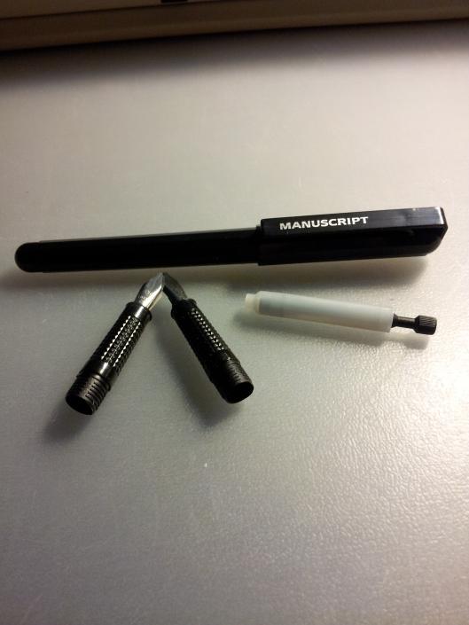 manuscript plus accessories