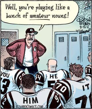 amateur nouns