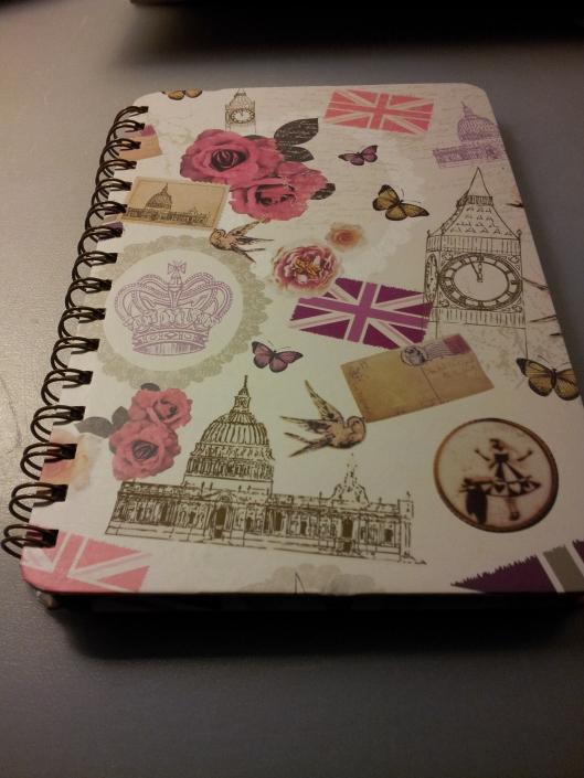 coil bound journal
