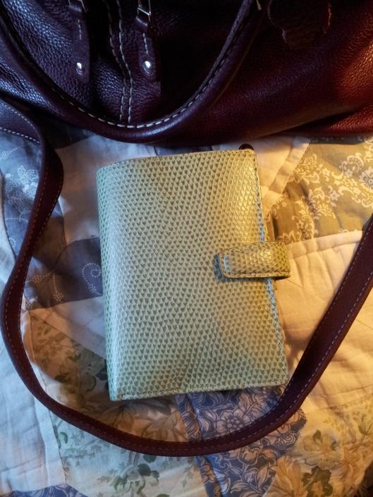 filofax wallet