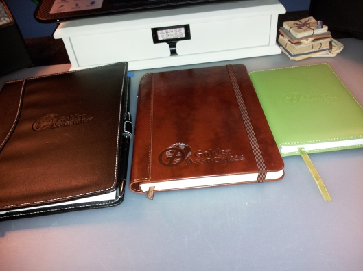 three journals