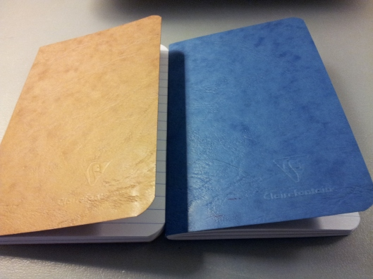 clairefontaine journals