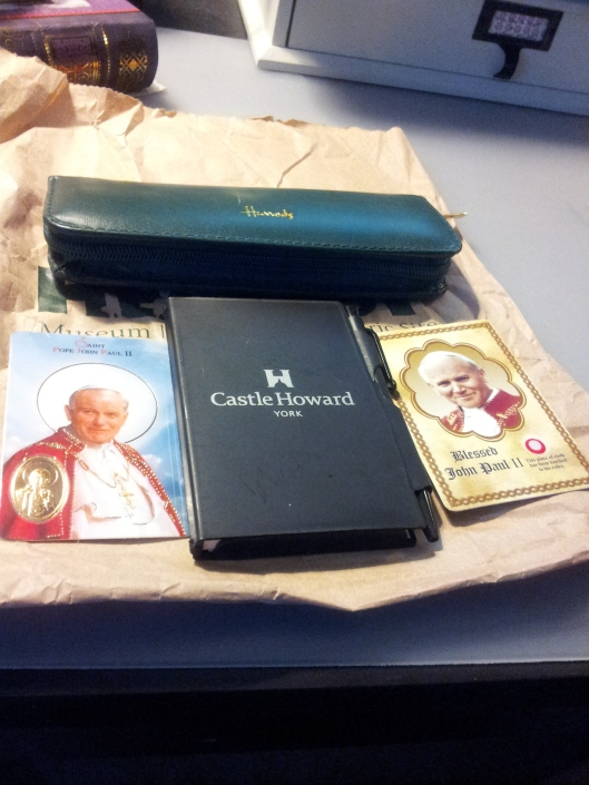 pope cards