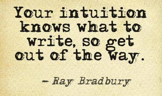 your intuition