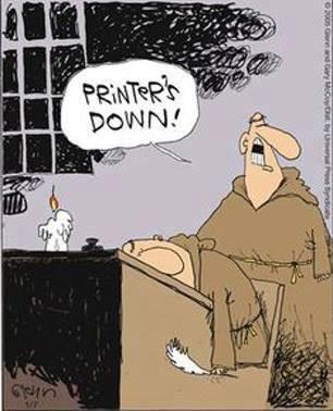 printers down