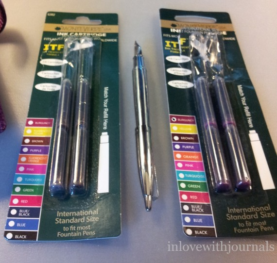 Goulet Pen Cleaning Package Set   The Pen is Mightier   Pinterest   Goulet  pens, Fountain pens and Tutorials